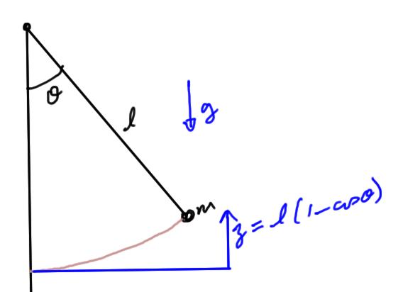 1d pendulum problem in phase space « peeter joot's (old) blog. single phase diagram pendulum